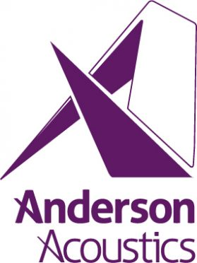 Anderson Acoustics logo