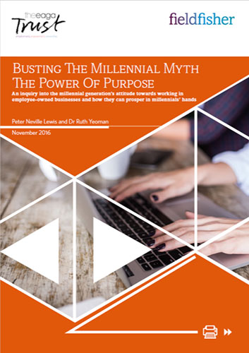 Busting the Millennial Myth – the Power of Purpose