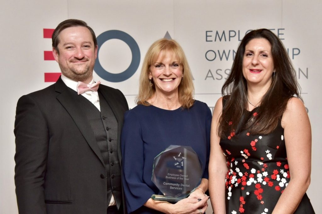 Community Dental Services - Employee Owned Business of the Year