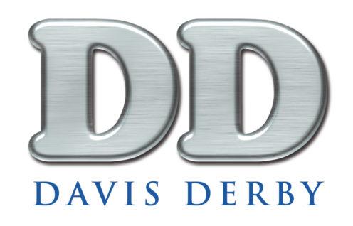 The logo for Davis Derby