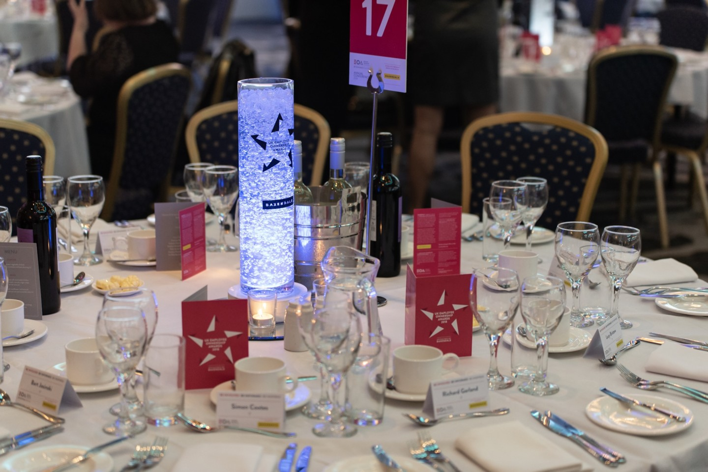 UK EO Awards 2018 - Sponsored by Baxendale