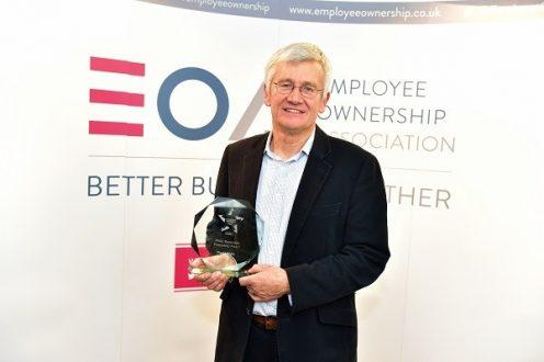 David Erdal - Philip Baxendale Fellowship Award