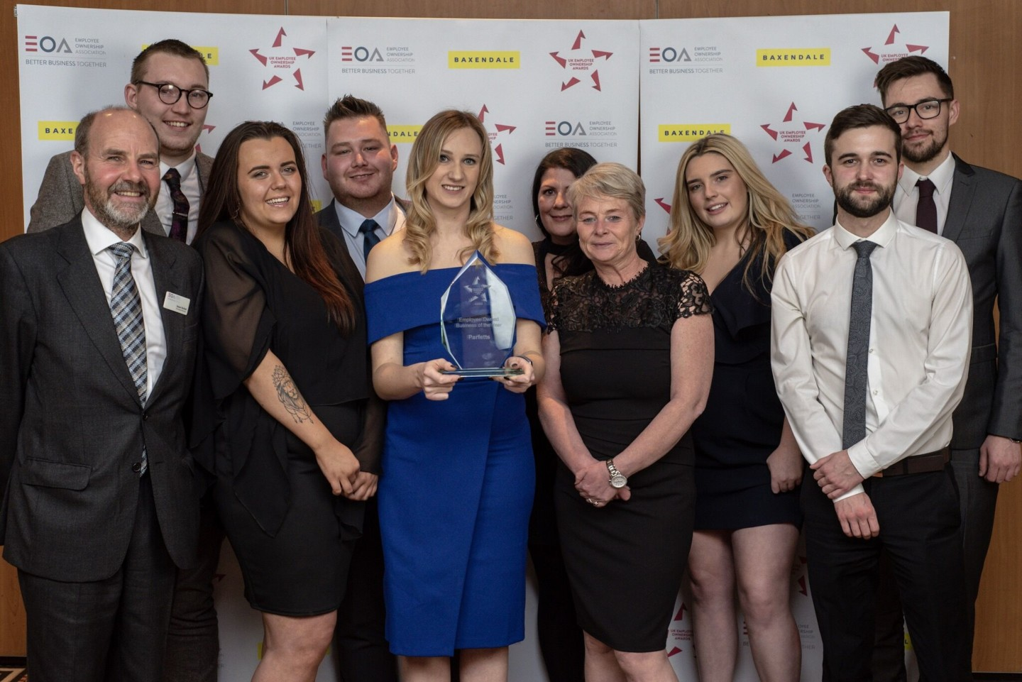 Employee Owned Business 2018 Winner