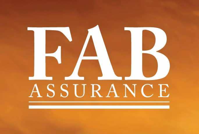 the logo for fab assurance