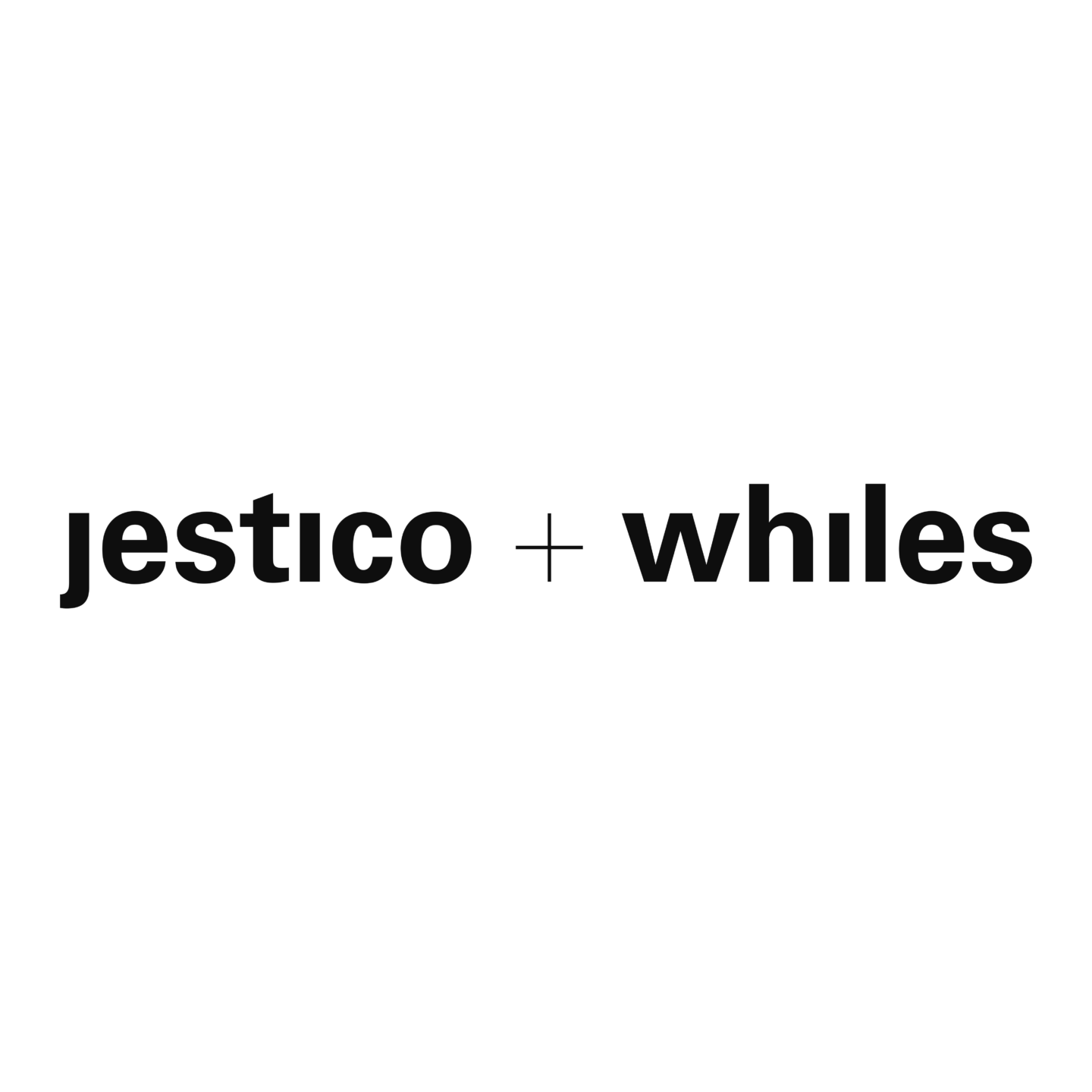 Logo for Jestico and Whiles