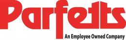 Parfetts logo
