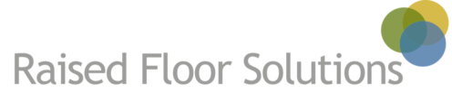 The logo for Raised Floor Solutions