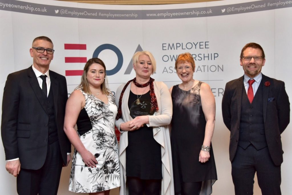 Rochdale boroughwide housing - Employ Owned Positive Impact of the YEar