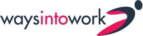 Ways into Work logo