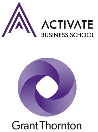 GT and Activate logos