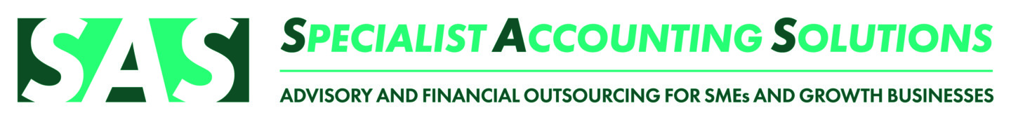 the logo for specialist accounting solutions